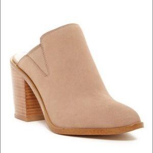 Nordstrom 1. State Lindley Leather Heel Mule 11